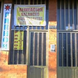 Montallantas y Frenos Calle 16J en Bogotá