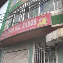 Asadero y  Broaster El Braseo Del Sabor en Bogotá