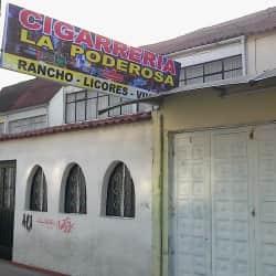 Cigarreria La Ponderosa en Bogotá