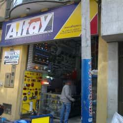 Lujos Alfay en Bogotá