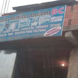 Industrias Metalicas Asociados BC en Bogotá