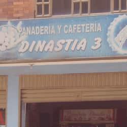Panadería y Cafetería Dinastia 3 en Bogotá