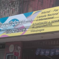 Navegadores Internet Carrera 78A en Bogotá