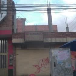 MR. Hamburguer en Bogotá
