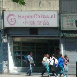Comercial Super China en Santiago