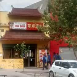 Restaurant Chino Hua Shun en Santiago