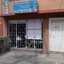 Mecanizados J3 en Bogotá