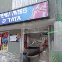 Tienda De Viveres D'Tata  en Bogotá