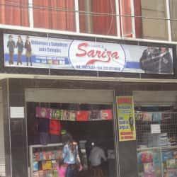 Fabrica Sariza en Bogotá