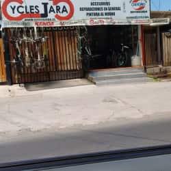 Cycles Jara  en Santiago