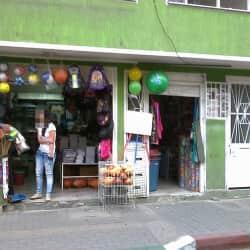 Cacharreria Calle 23B en Bogotá