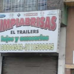Limpiabrisas El Trailers en Bogotá