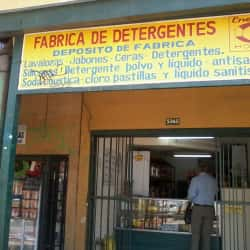 Fábrica de Detergentes en Santiago