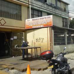 Metales y Oxicortes Ltda en Bogotá