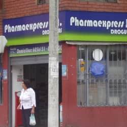 Phamaexpress J.N. en Bogotá