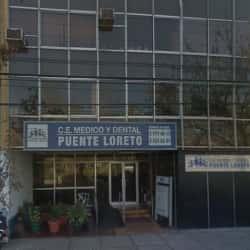 Edificio Médico y Dental Puente Loreto en Santiago