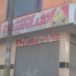 Arde El Candelazo en Bogotá