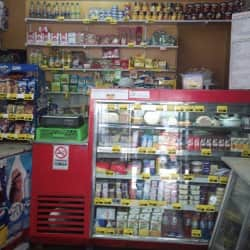 Minimarket El Negro en Santiago