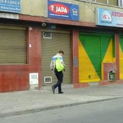 Tejada  en Bogotá