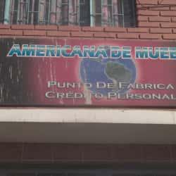 Americana de Muebles en Bogotá