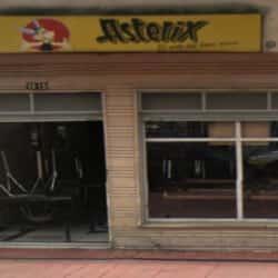 Asterix en Bogotá