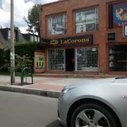 La Corona Carrera 19 en Bogotá