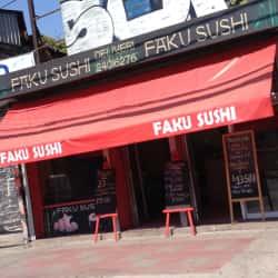 Faku Sushi en Santiago