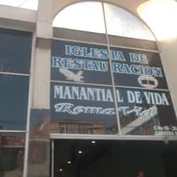 Iglesia de Restauración Manantial de Vida Rema Vid en Bogotá