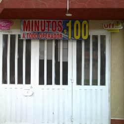 Llamadas y Minutos en Bogotá