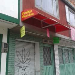 Comidas Rápidas Calle 132D en Bogotá