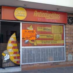 Antioqueñitas en Bogotá