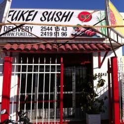 Fukei Sushi en Santiago
