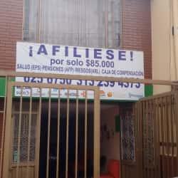 Afiliese Por Solo $85.000  en Bogotá