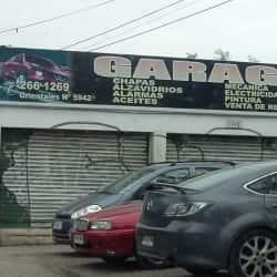 Garage Importadora Orientales en Santiago