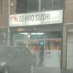 Gekko Sushi en Santiago