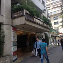 Centro Comercial Piramide del Sol - Providencia en Santiago