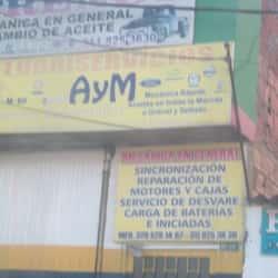 Lubriservicios AyM en Bogotá