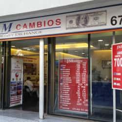 Casa de Cambios JM en Santiago