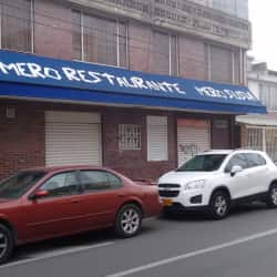 Mero Restaurante Mero Sushi  en Bogotá