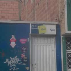 Minutos-Recargas SITP en Bogotá