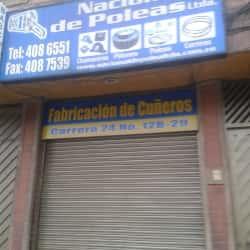 nacional de Poleas Ltda en Bogotá