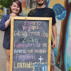 El Mercadito Vegano en Santiago
