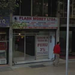 Flash Money en Santiago