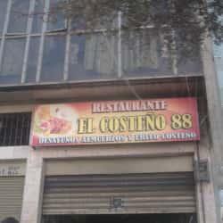 Restaurante El Costeño 88 en Bogotá