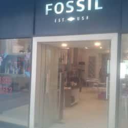 Fossil en Santiago