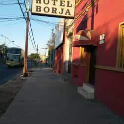 Hotel Borja en Santiago