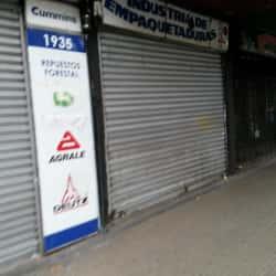 Industria de Empaquetaduras en Santiago