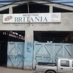 Industrias Britania en Santiago