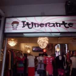 Tienda itinerante  en Santiago