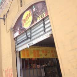 Dante's Botilleria en Santiago